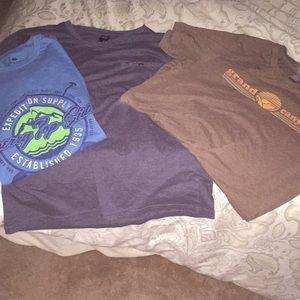 Other - 3 short sleeve shirts